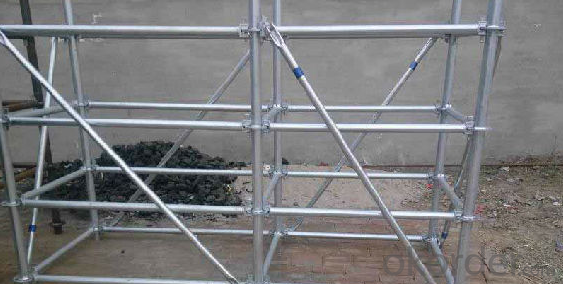 Kwikstage Scaffolding System for construction use CNBM