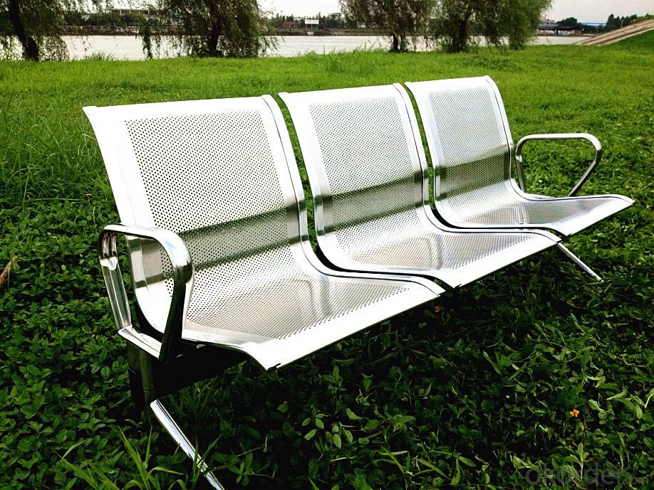 KXF- Stainless Steel Waiting Chair for Hospital and Airport