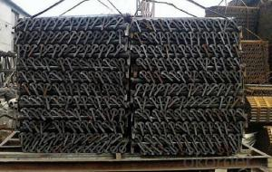 Galvanized Steel Plank with perforated design for Scaffold CNBM