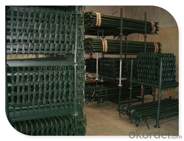 OEM Kwikstage System Kwikstage Scaffold Galvanised Kwikstage Standard Hot DIP Galvanised CNBM