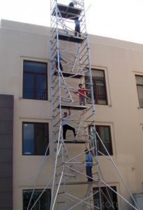 Steel Ladder Beam for roof using CNBM