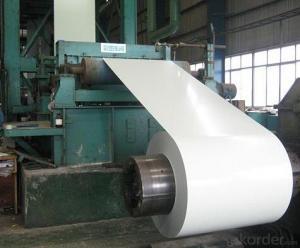 Prepaint Galvanized Steel Coil Zinc Coating 30g~ 275g