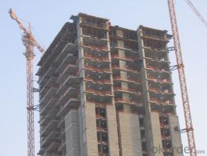 Wall Formwork Formwork with Outstanding Performance for High-rise Buildings