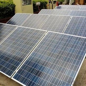 Solar  Polycrystalline  Panels Max Power 250W
