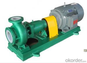 F46 Fluoroplastic Centrifugal Pump(B/T8688)