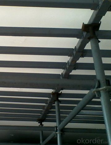 Scaffolding Equipment-Steel Unit Beam for roof use CNBM