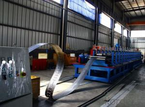 Pallet Rack Profiles Cold Roll Forming Machine