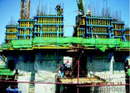 Timber Beam Formwork Used in All Kinds of Construction