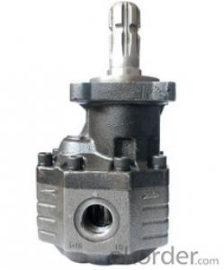 CBG Series High Pressure Hydraulic External Gear Pump