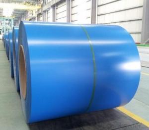 Prepainted Galvanized Steel Coil PPGI Coil Zinc Coating 30g~ 275g