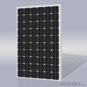 Solar Monocrystalline Panel Series (60W—65W)