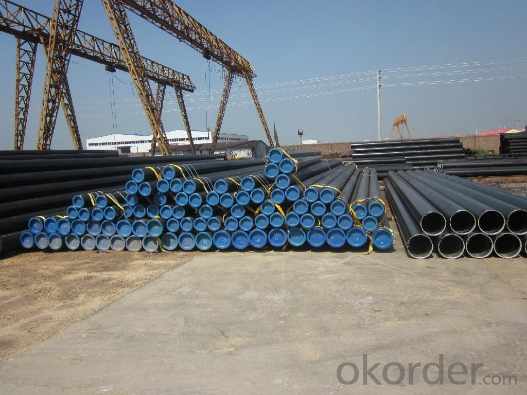 ERW WELEND STEEL PIPES FROM CNBM WITH BEST QUALITY