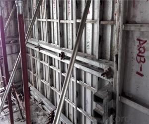 Aluminum Formwork for Concrete Pouring with Fast Forming