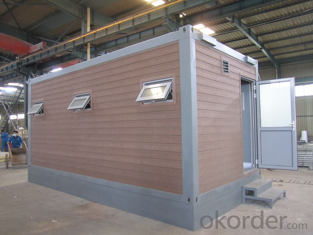Container Cabins Flat Pack Easy Buildings Prefabricated House