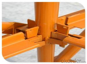 Kwikstage Scaffolding System Used in Construction CNBM