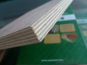 Commercial Plywood Okoume Plywood Bintango Plywood