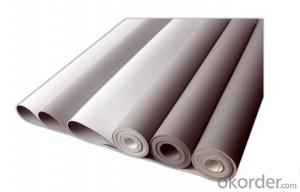 Durable PVC Waterproofing Membrane for Roofing