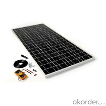 Solar Monocrystalline Series Panels 190-w