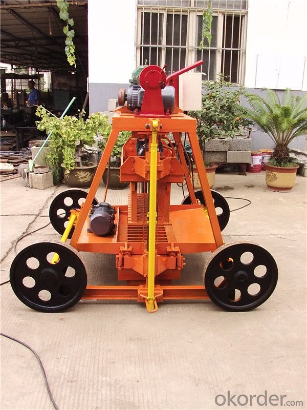 Buy Mobile Block Moulding Machine Concrete Block Machines