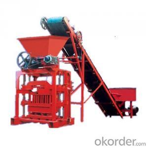 Block Maker ,Brick Making Machine Hot Sale in Russia QTJ4-30