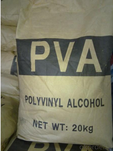 Polyvinyl Alcohol Hot Sale in High Purity Mode:17-99