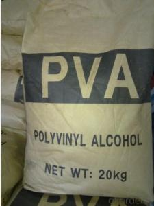 Polyvinyl Alcohol Hot Sale in High Purity Mode 17-88