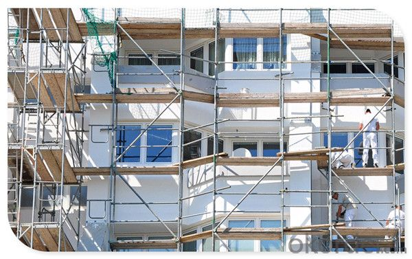 Kwikstage System Scaffolding / Quick Stage Scaffold / Modular Scaffold, Hot DIP Galvanized  CNBM