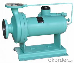 HT/HP/HN Series Canned Motor Pump(Basic Types)