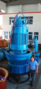 Vertical Submersible Axial Flow / Mixed Flow Water Pump