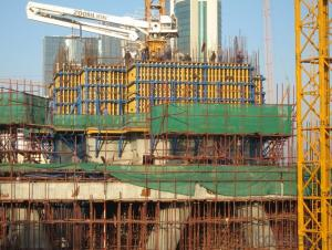 Cantilever Formwork with Cost Savngs for Large Projects