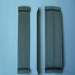 Hooked Steel Fiber for Concrete High Strength
