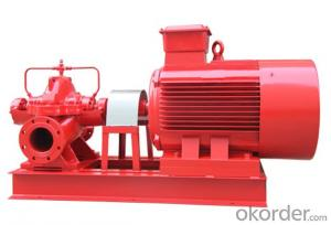 Electrical Driven Horizontal Fire Fighting  Pump