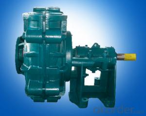 AH Series High Efficiency Slurry Centrifugal Pump