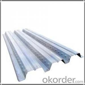 Decking Floor Profiles Cold Roll Forming Machine