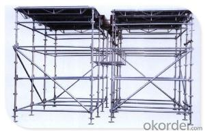 Hot DIP Gal Galvanized Kwikstage Scaffold System (AS/NZS 1576) CNBM