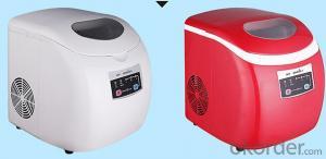 New design Pellet Ice Maker Bullet Ice Maker Portable Ice Maker