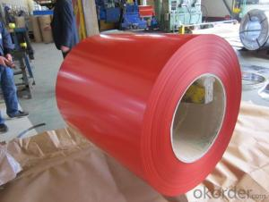 Colored Pre-Painted Galvanized Steel Coils