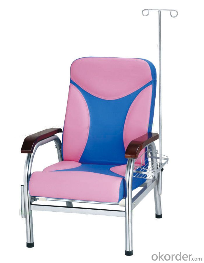 KXF- Stainless Single Chair for Transfusion in Hospital