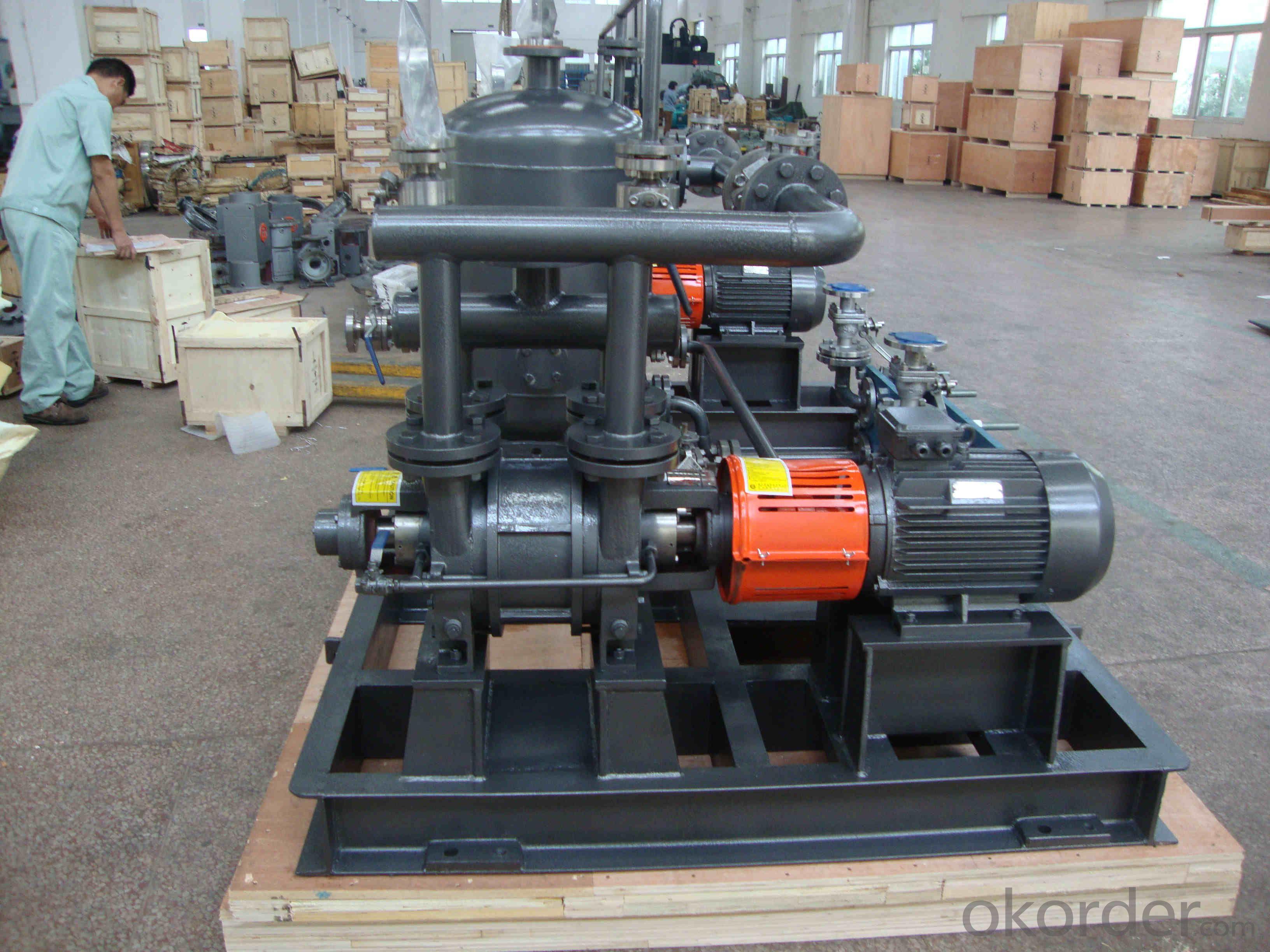 AZB Series Pulp pump(ISO2858, ISO5199, API682)