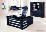 Escritorio/mesa de oficina en madera maciza CMAX-BG059 para mobiliario de oficina