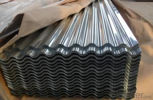 Galvanized Steel Corrugated /Sheets from China CNBM