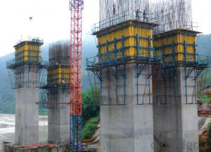 Timber Beam Formwork with Easy Fixing and Safety