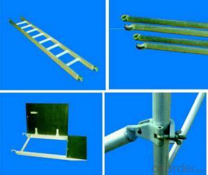 Scaffolding System-Steel Frame Scaffold Rack  CNBM