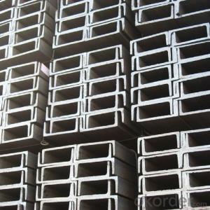 100*50*6.0mm JIS U CHANNEL for CONSTRUCTION