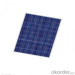 Solar  Polycrystalline  Panels Max Power 280W