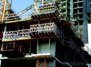 Timber Beam Formwork Used in All Kinds of  Overseas Construction