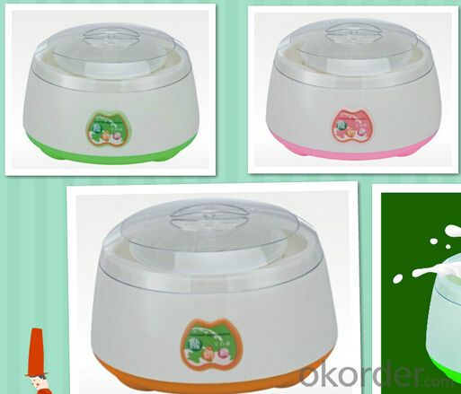 Home used DIY Yogurt Maker Mini Home Electric Yogurt Maker