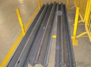 Guardrail Profiles Cold Roll Forming Machine
