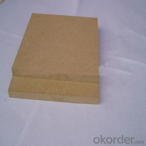 18MM Thickness Plain MDF Board with High Quality