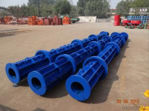 Pre-stressed Concrete Electric Pole Making Machine China manufacturer